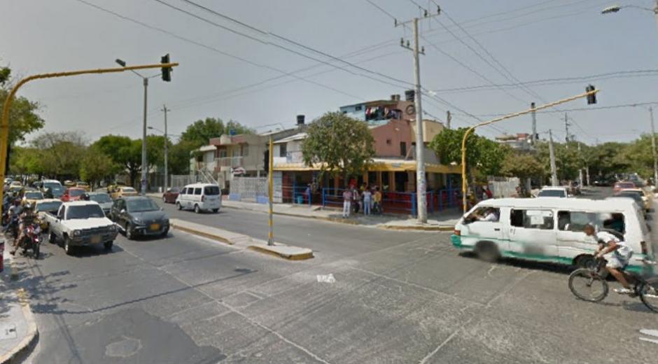 Avenida del Río.