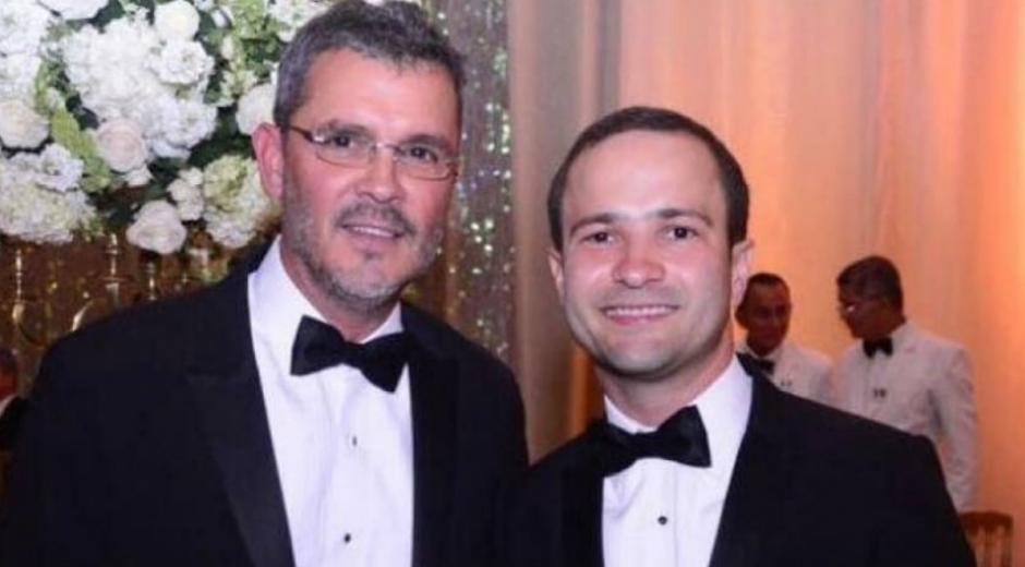 Guillermo Vives y José Maya.