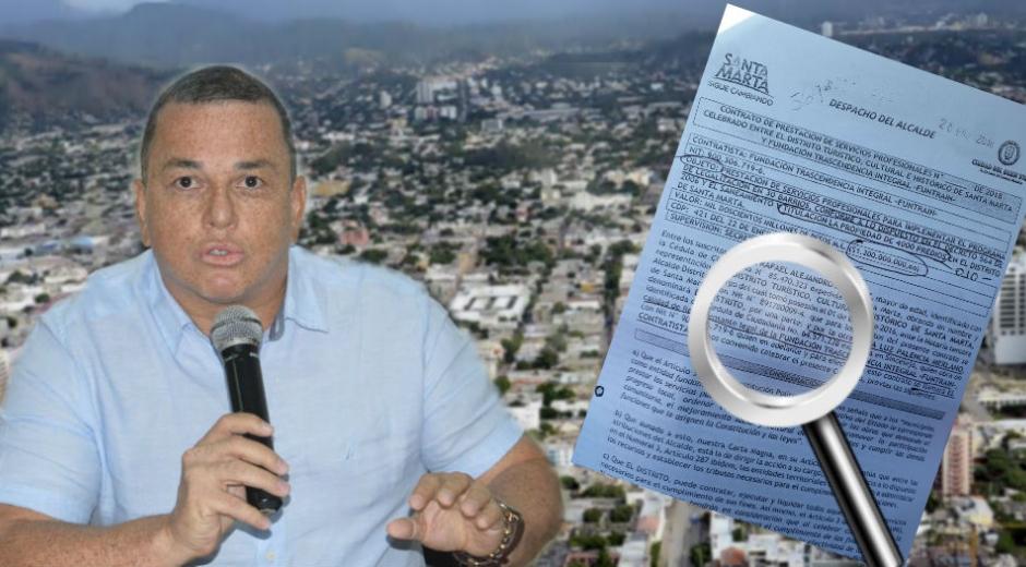 Jaime Linero, concejal proponente del debate de control político.
