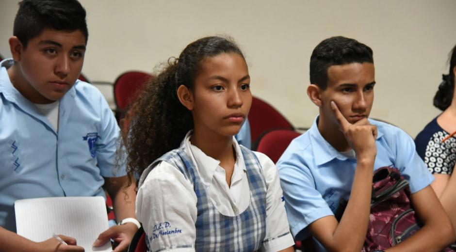 Los asistentes agradecieron la oportunidad que les ofrece la Universidad del Magdalena con la aprobación de este acuerdo.
