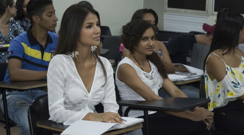 María Camila Cárdenas es estudiante de Administración de Empresas.
