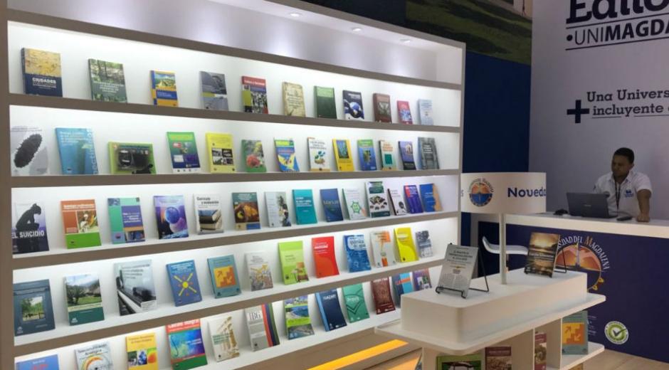 la editorial de la universidad tiene más de 80 publicaciones.