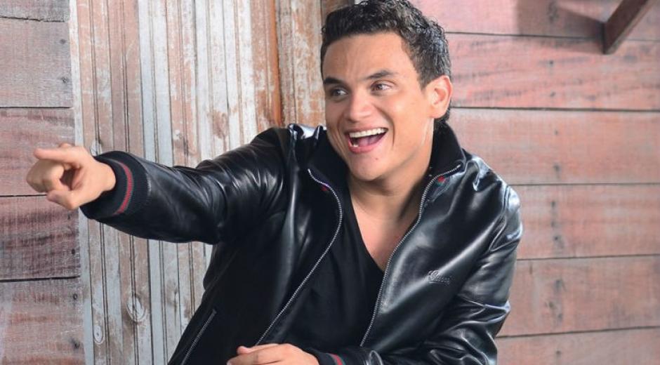 Silvestre Dangond, cantante vallenato.