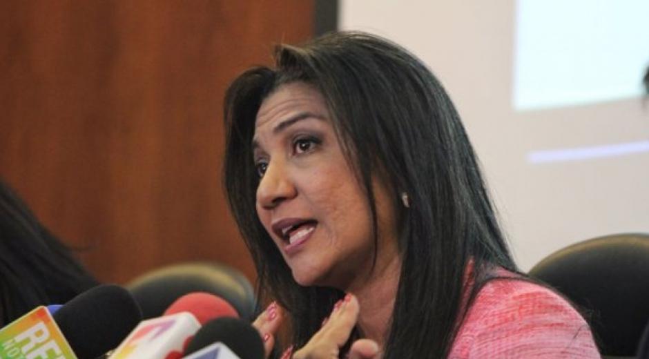 Yolima Carrillo, magistrada del Consejo Nacional Electoral.