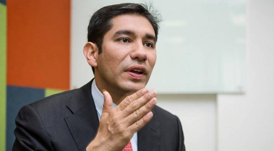 Luis Gustavo Moreno, exfiscal anticorrupción.