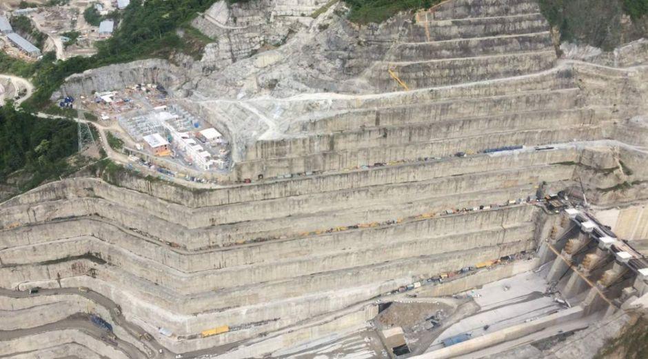Proyecto de Hidroituango.