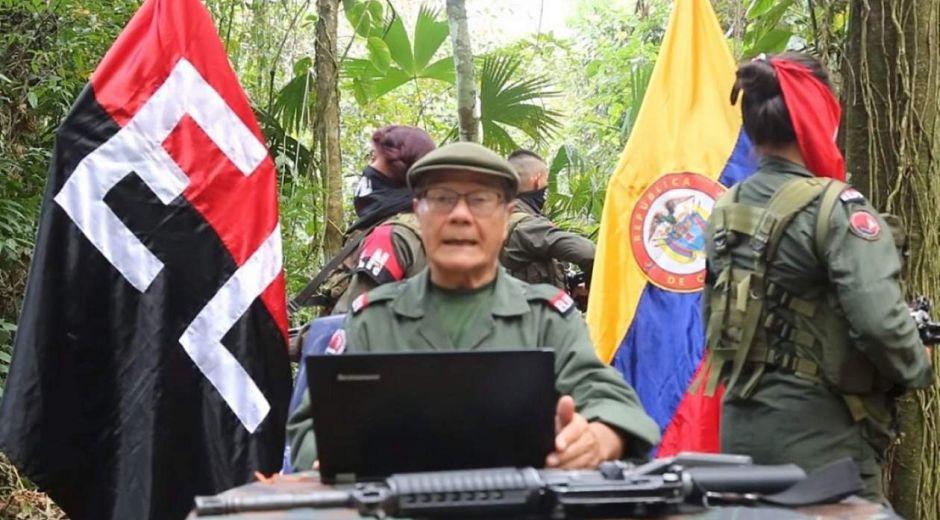 La guerrilla del ELN anunció un nuevo cese al fuego por la segunda vuelta presidencial.
