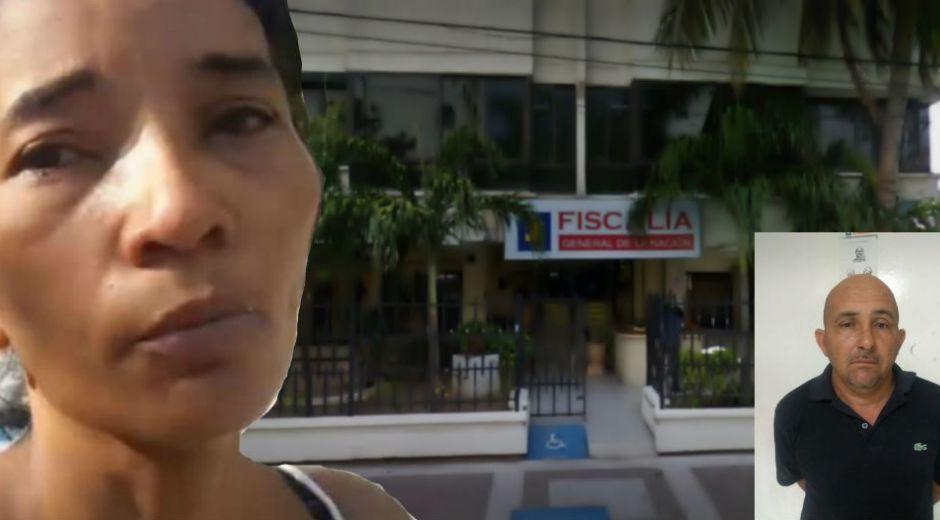 Elisa Navarro, esposa del presunto asesino de Nataly.