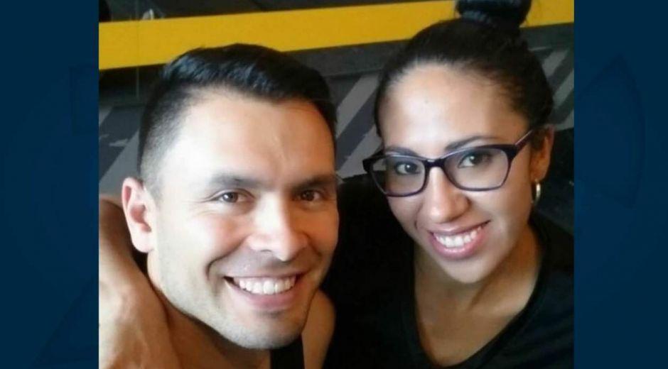 Andrés Gómez y Jennifer Andrea Plazas