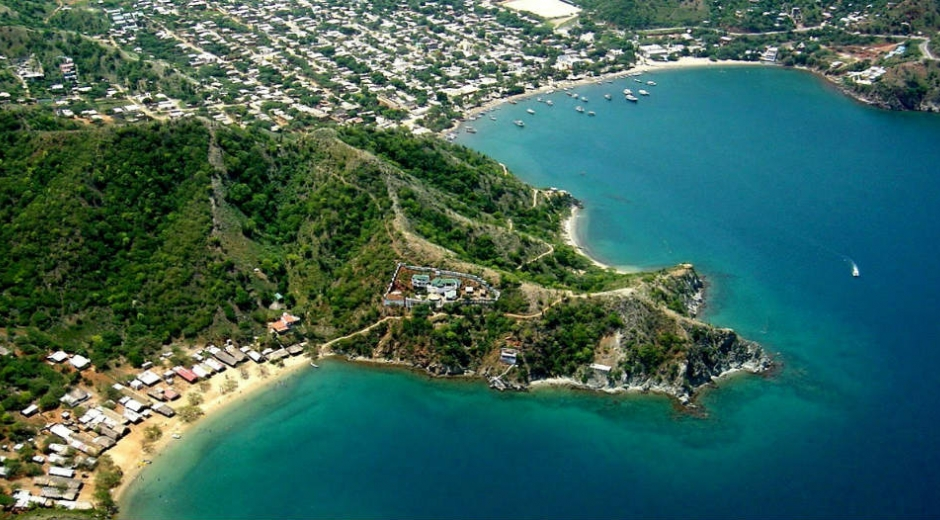 Playas de Taganga.