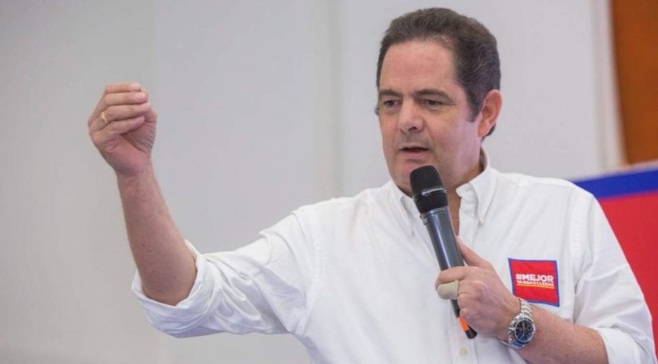 Germán Vargas Lleras, excandidato presidencial.