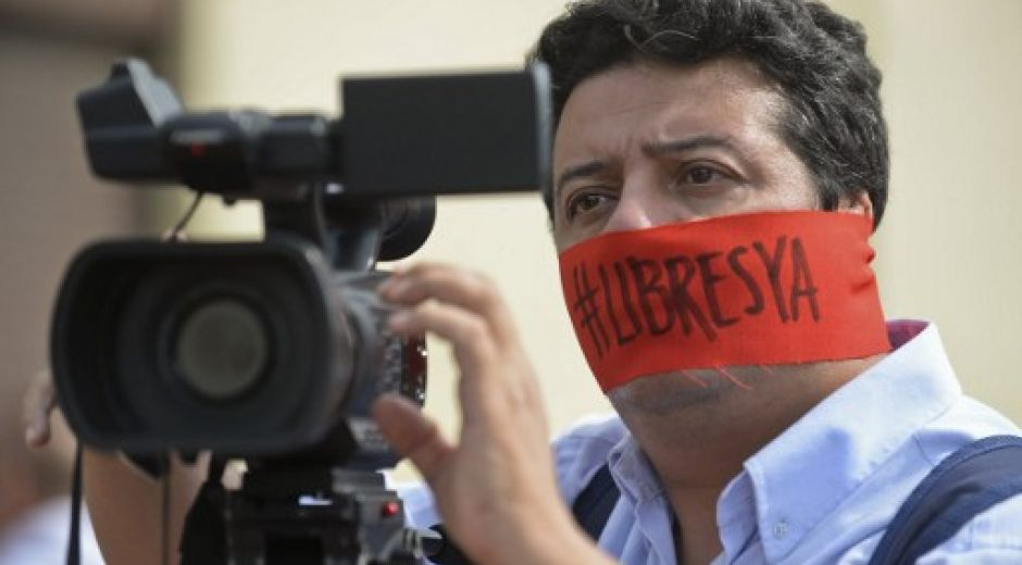 Más de 100 comunicadores han sido amenazados en Colombia durante 2018.