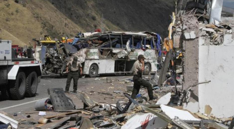 Las autoridades investigan el accidente en el que murieron 24 personas.
