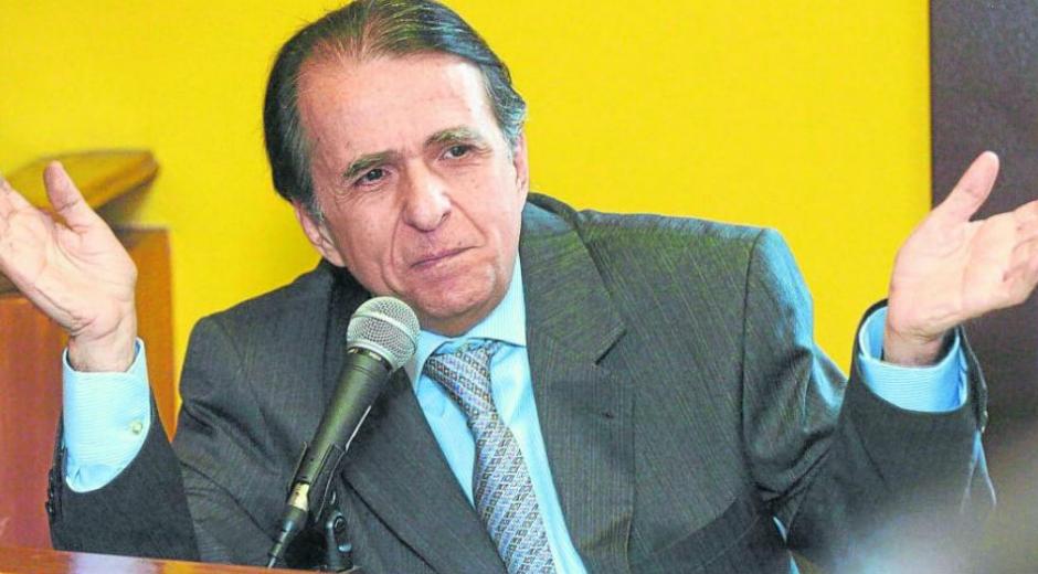 Eduardo Santofimio Botero.