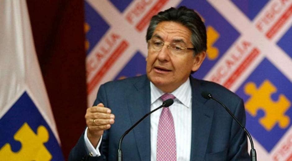 El fiscal Néstor Humberto Martínez Neira.
