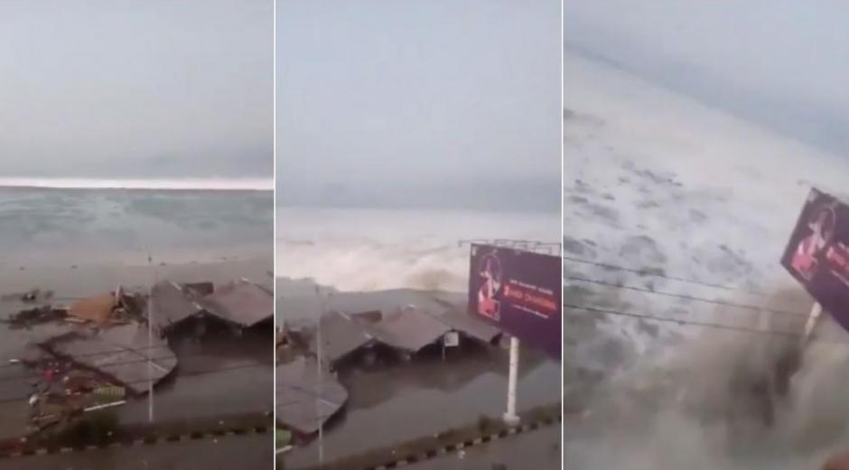 La alerta había sido levantada en Palu, en las islas Célebes.