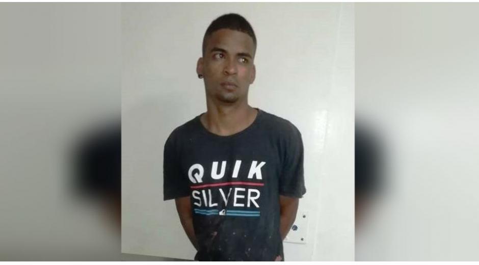 Walter José Polo Muñoz, capturado por golpear a su mamá.