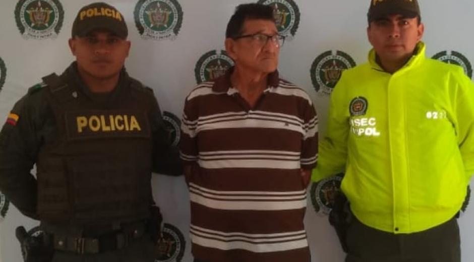Miguel Jiménez  Acevedo, alias  'El viejo'.