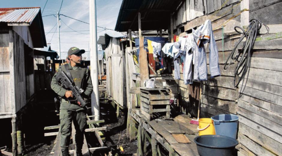 Autoridades hacen presencia en Tumaco, Nariño.