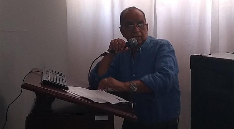 Jairo Amor, secretario de Desarrollo Económico.