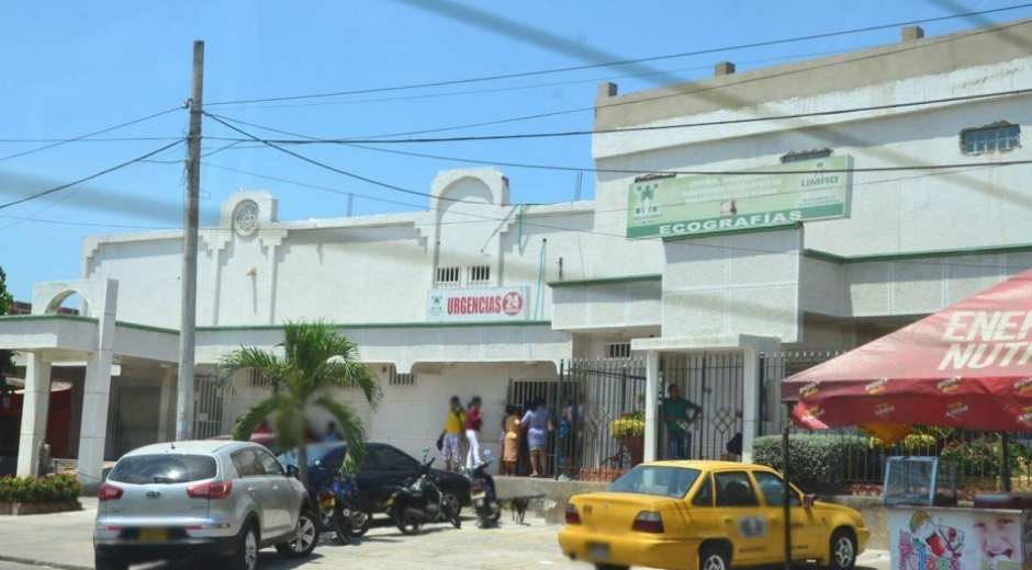 Clínica San Ignacio.
