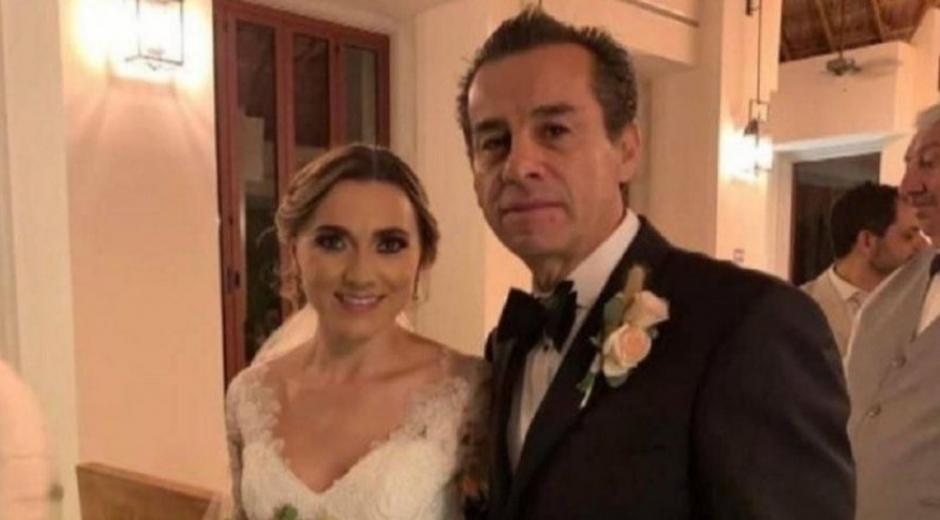 La boda se realizó en Cancún