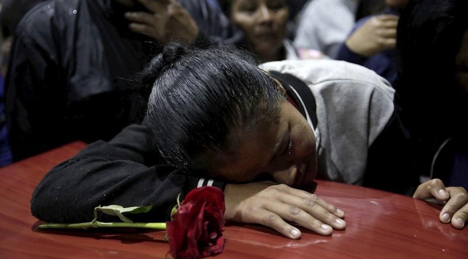 Asesinatos en Colombia