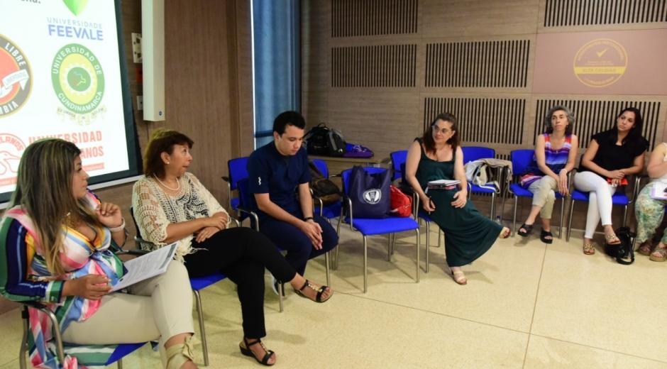 Conferencia en Unimagdalena