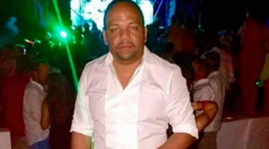 César Emilio Peralta, alias 'El Abusador'.