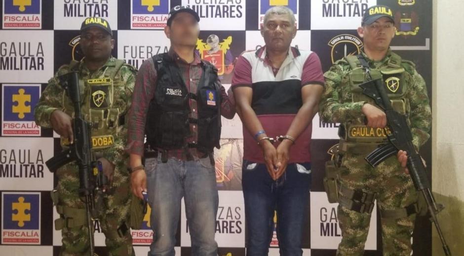 Calixto López González, alias 'El Cali', 'El Rey' o 'Chitiva'.