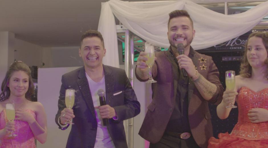Presentación del video 'Tu Fiesta'