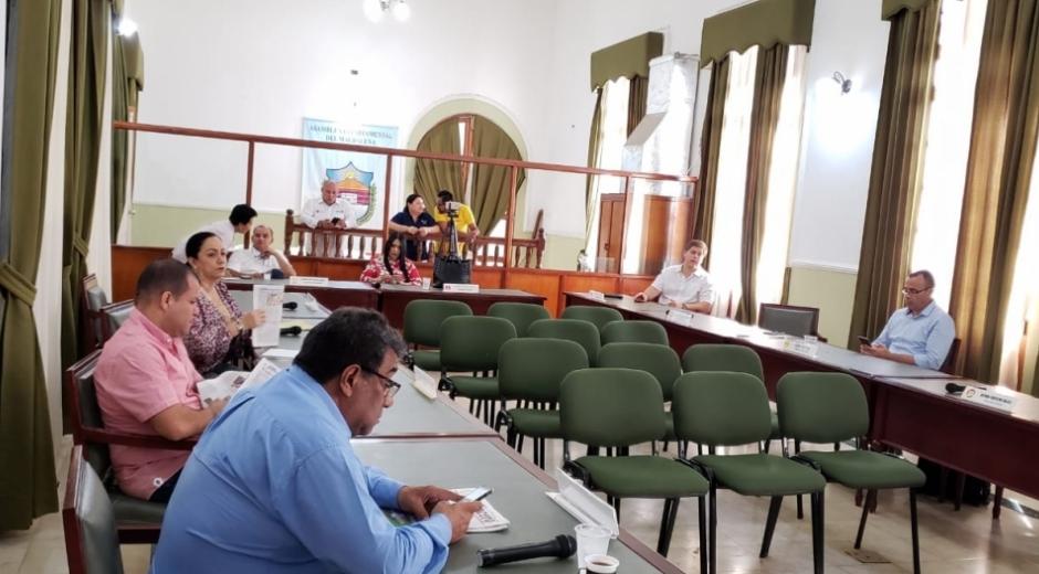 Asamblea del Magdalena