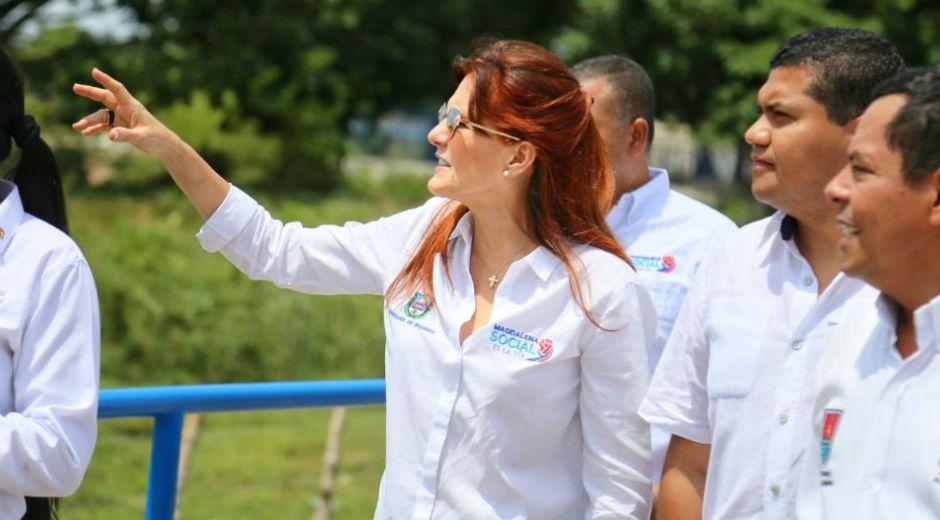 Rosa Cotes lideró programas efectivos de atención a víctimas.