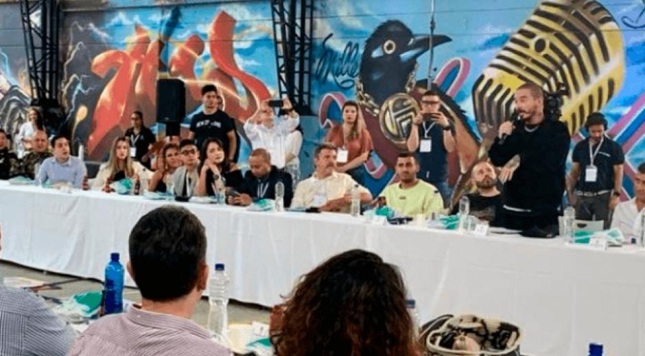 Encuentro en Medellín