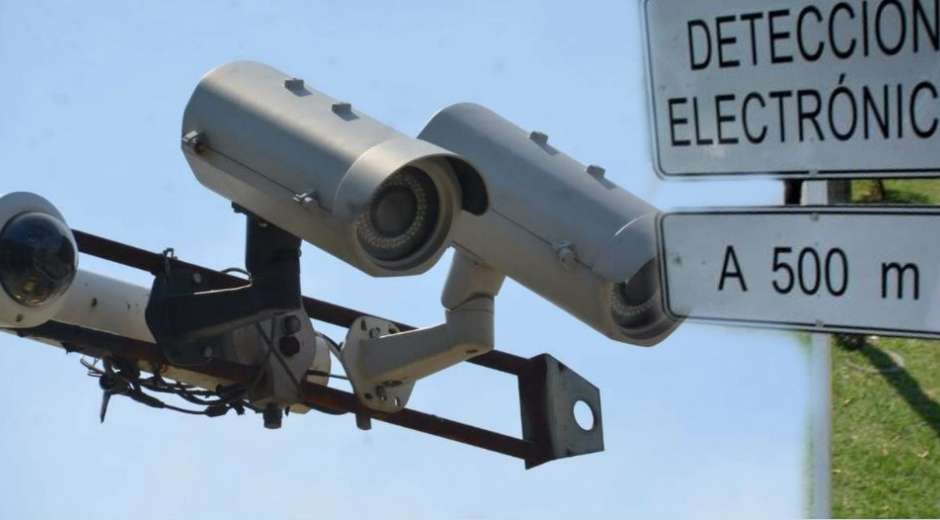 Cámaras de detección electrónica en Santa Marta