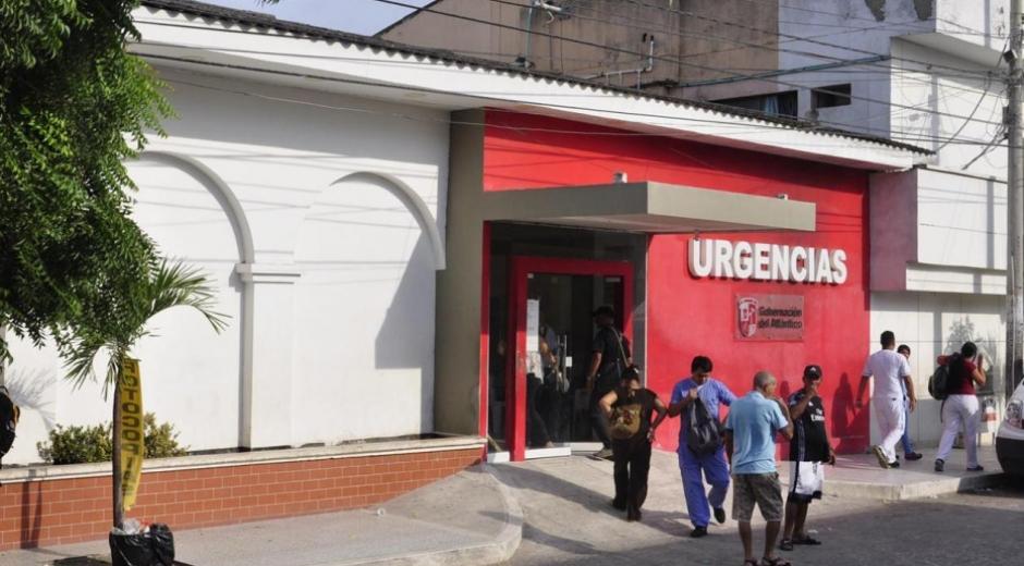 El hombre falleció cuando recibía atención médica en el Hospital Juan Domínguez Romero.