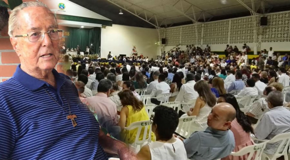 Fray Gustavo Trujillo Correa será despedido con una eucaristía, el 11 de febrero, en el San Luis Beltrán.