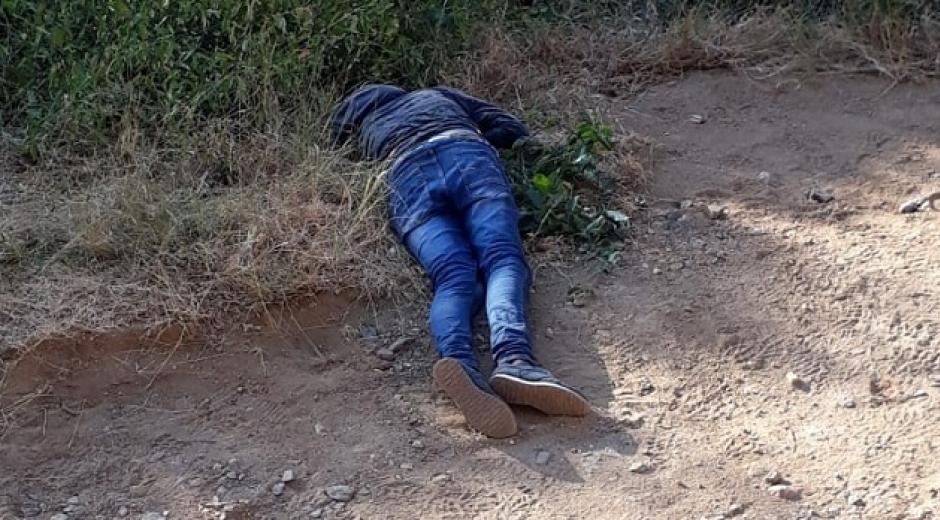La víctima fue hallada por los vecinos del sector.