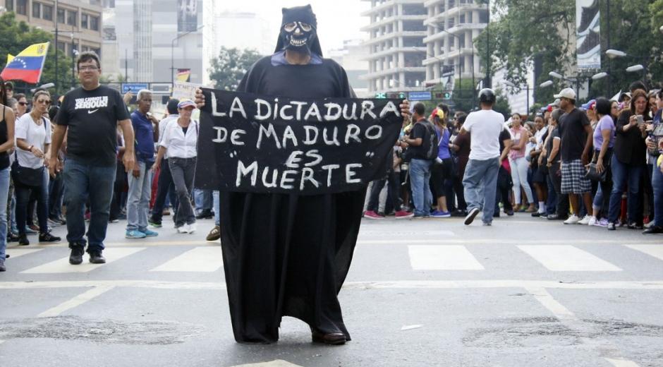 Venezuela se encuentra sumergida en una crisis.