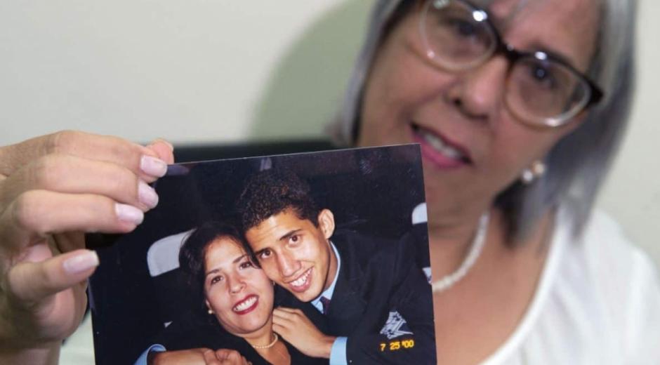 Norka Márquez, mamá de Juan Guaidó.
