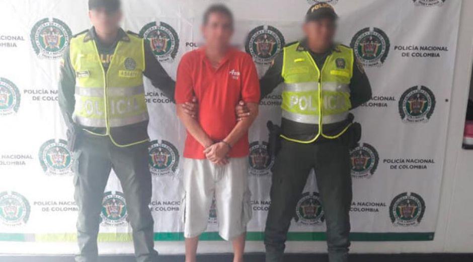 Capturado Orlando Meza en La Guajira por, según las autoridades por encadenar y encerrar a su anciana madre