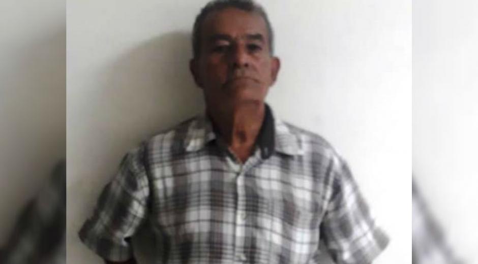 Jorge Eliécer Meneses Leida, capturado