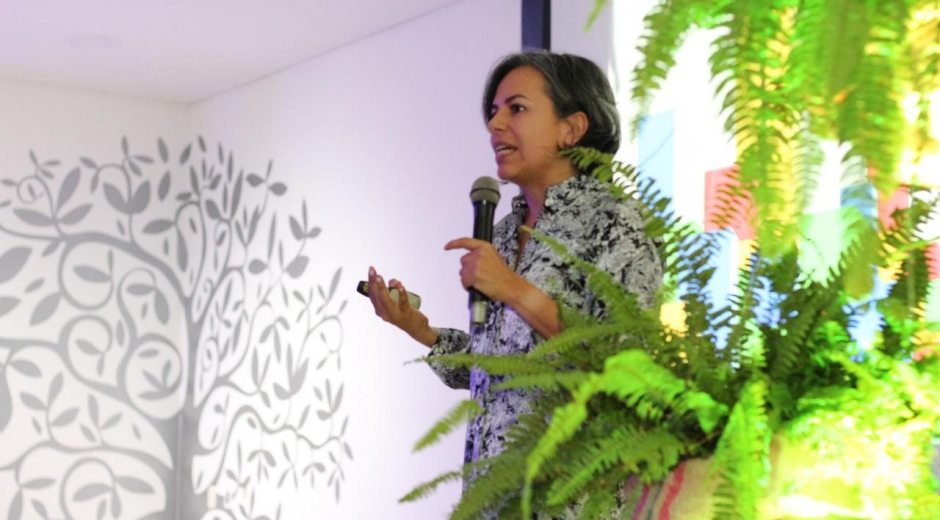Mónica Gómez Moreno, Head of Agencies Colombia and Centroamérica at Google.