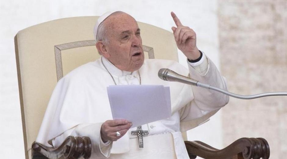 """El Papa confesó que en algunos momentos de su vida tuvo """"muchas dudas"""" sobre su fe."""