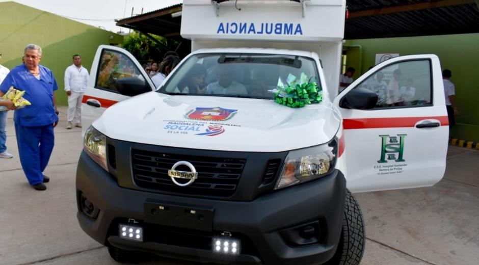 Este vehículo con dotación de alto nivel tecnológico permitirá el traslado, oportuno y adecuado, de pacientes cuya patología amerite el desplazamiento en este tipo de unidades.