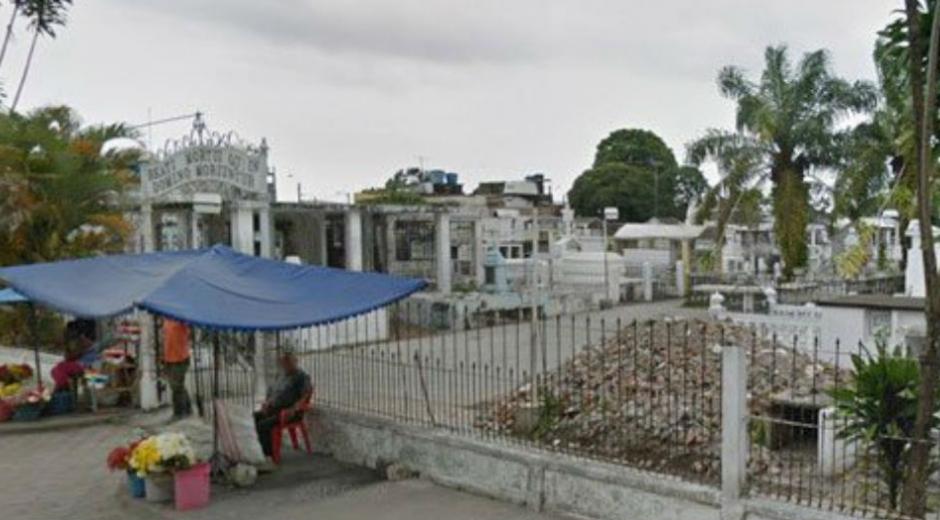Cementerio Tumaco, Nariño