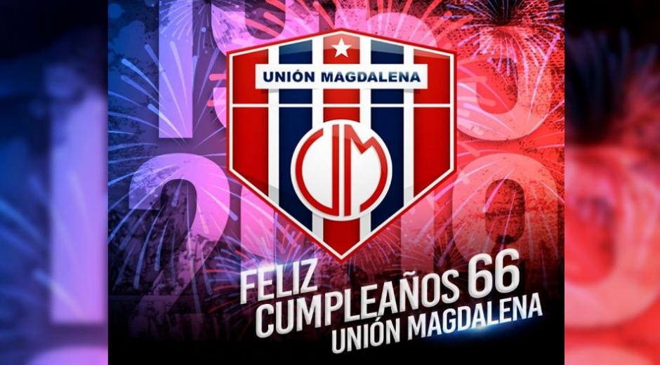Feliz cumpleaños Unión