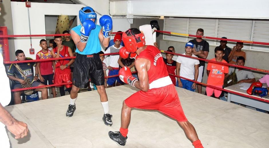 10 peleas se registraron en el cuadrilátero samario como previa a la cita nacional.