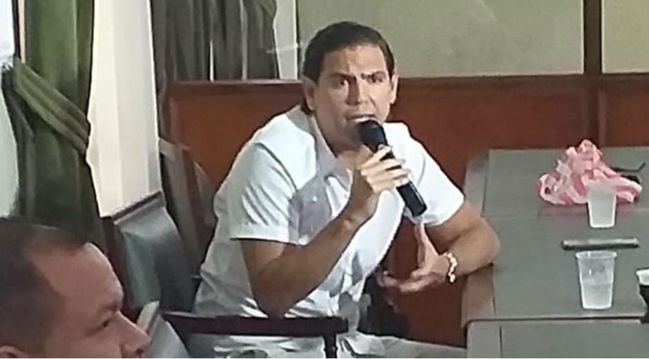 El exdiputado dejó la Asamblea y la próxima semana oficializará su respaldo al 'Mello' Cotes en su aspiración a la Gobernación.