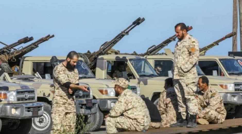 El Ejército Nacional Libio se apoderó de la ciudad sin combates, tras haber obtenido el apoyo de las tribus locales.